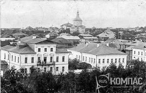 Белозерск - старые фотографии