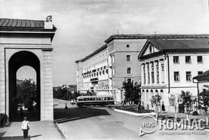 Оренбург - старые фотографии