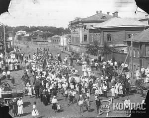 Юрьев-Польский - старые фотографии