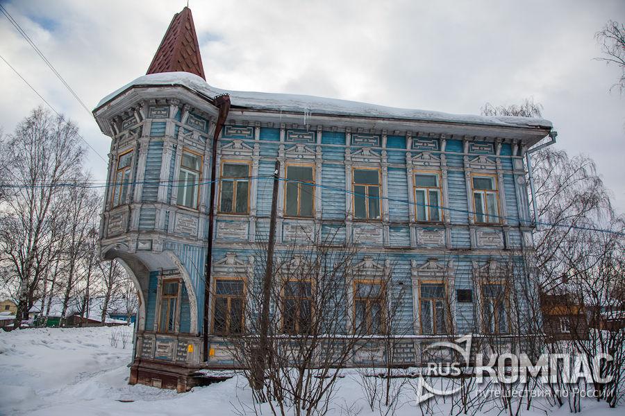 Дом Жигаловых (вторая половина XIX в.)