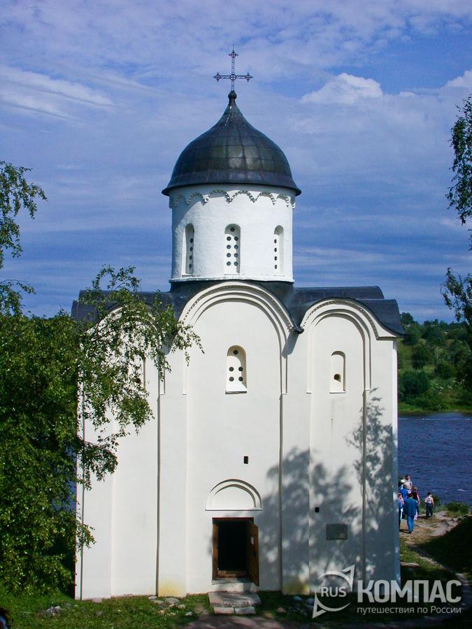 Церковь св. Георгия XII в.
