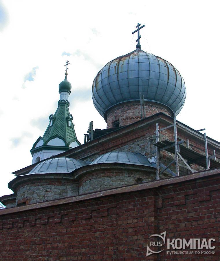 Церковь св. Николая Никольского монастыря