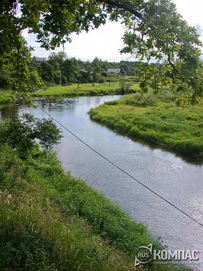 Река Ладожка