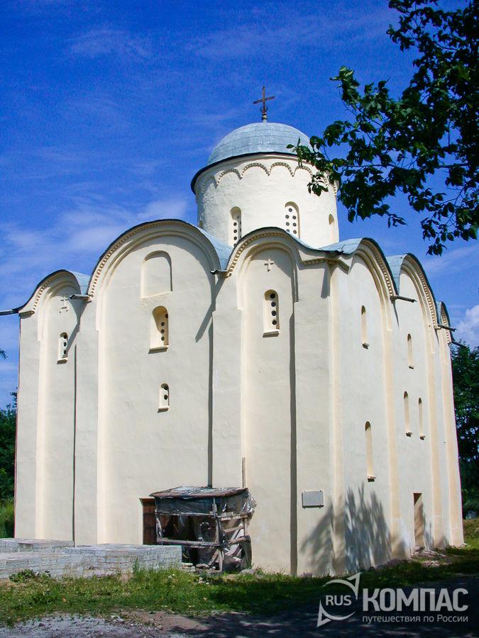 Церковь Успения Богородицы XII в.