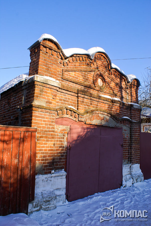 Касимовская улица