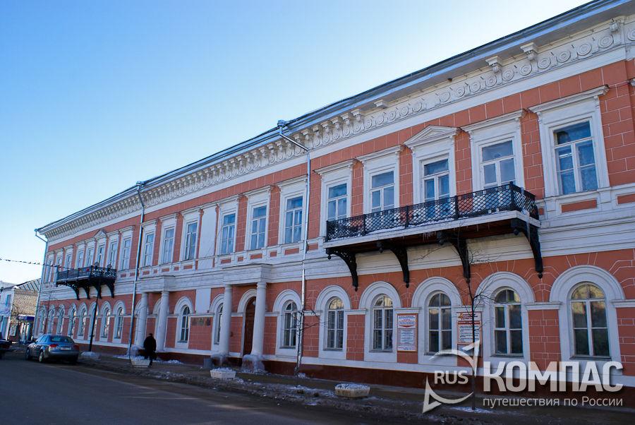 Усадьба Якунчикова (Техническое училище)