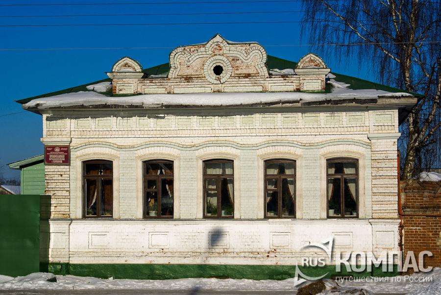 Здание бывшей татарской лавки