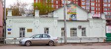 Торговая баня мещанки Е. П. Кашиной