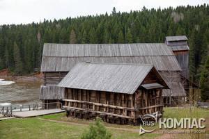 Музей деревянного зодчества Хохловка