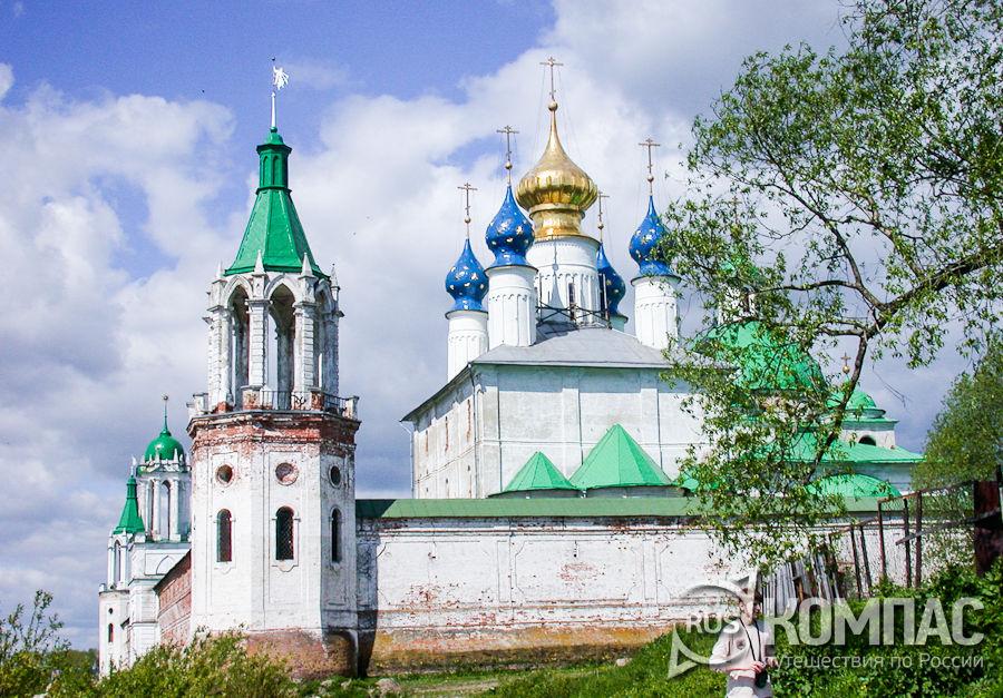 Зачатьевская церковь Спасо-Яковлевского Дмитриева монастыря