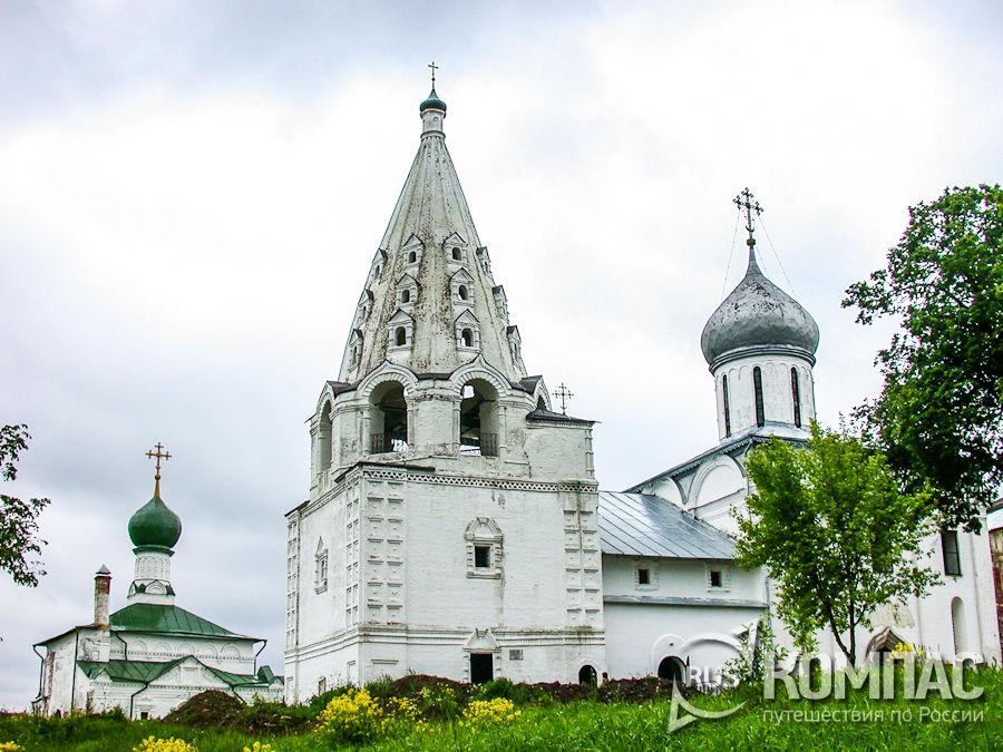 Троицкий собор в Троицком Данилове монастыре