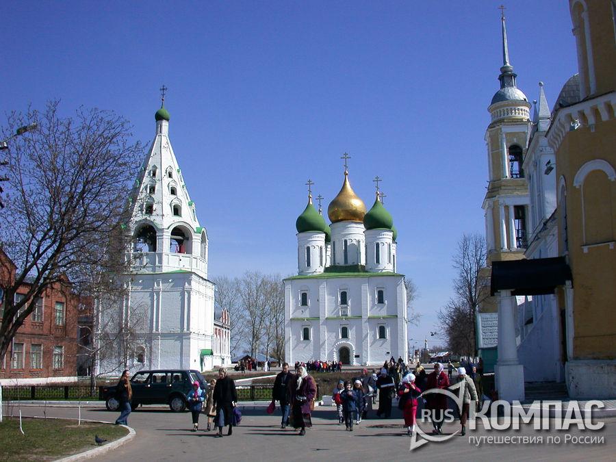 Новоголутвин монастырь