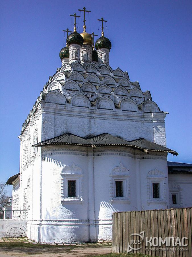 Церковь Николы Посадского
