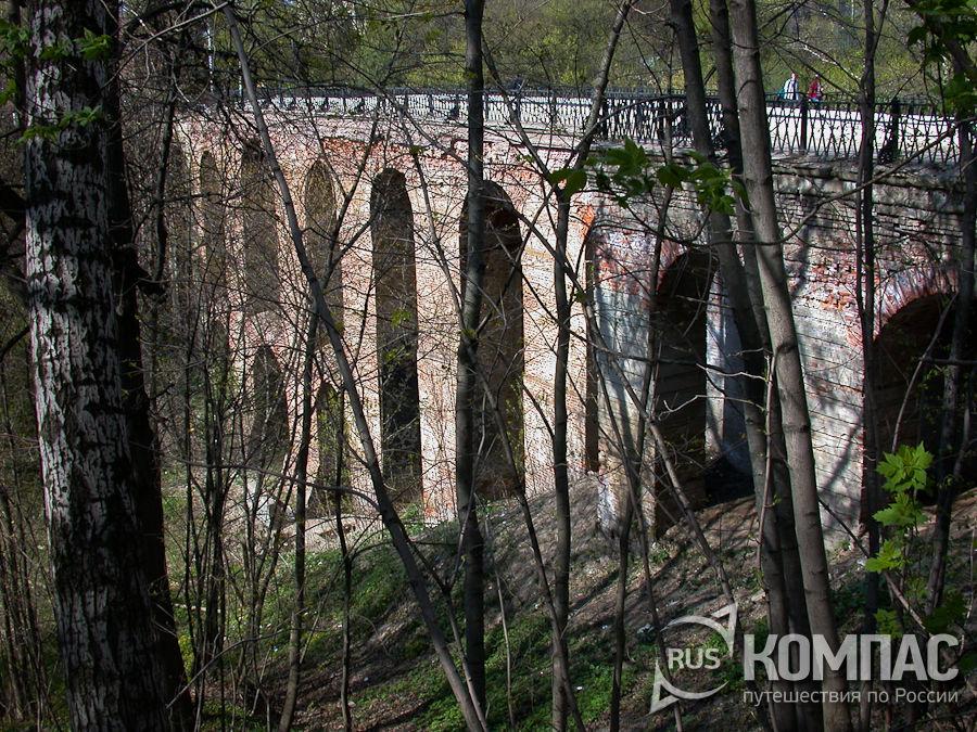 Каменный мост через Березуйский овраг