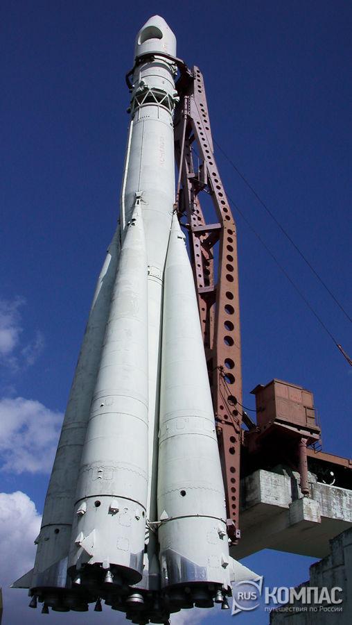 фото ракета восток