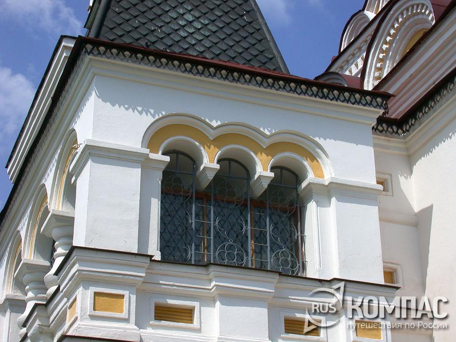 Детали Елизаветинской церкви