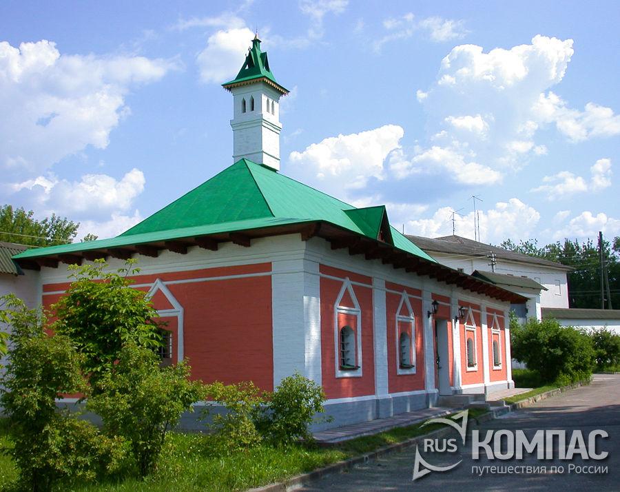 Корпуса Борисоглебского монастыря