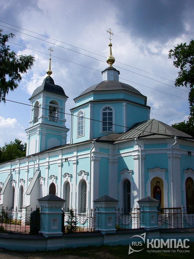 Казанская церковь в Подлипичье