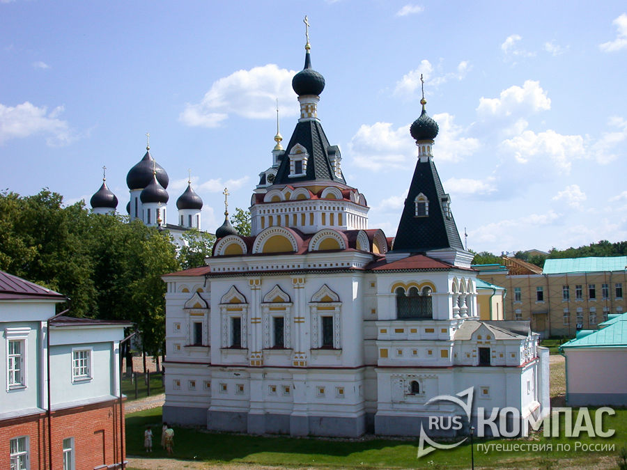 Елизаветинская церковь