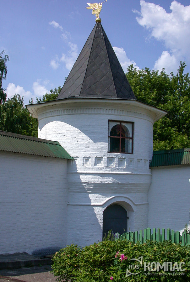 Башня Борисоглебского монастыря