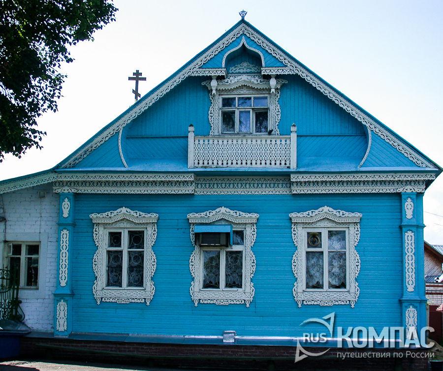 Дом при церкви