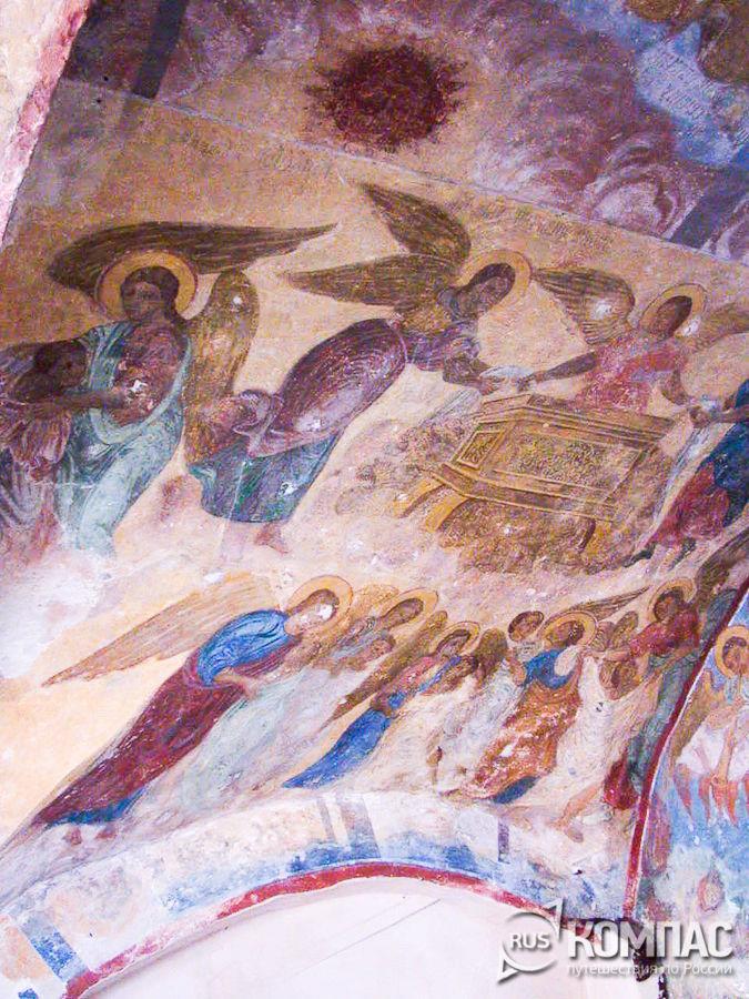 Роспись Знаменского собора