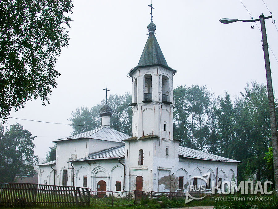 Церковь Михаила Малеина на Михайлове улице
