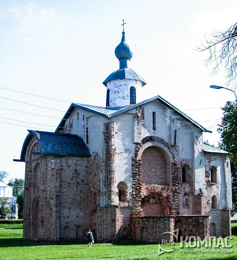 Церковь Параскевы-Пятницы на Торгу