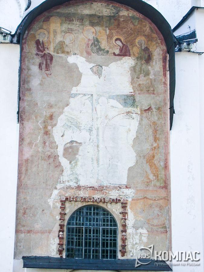 Фреска Софийского собора