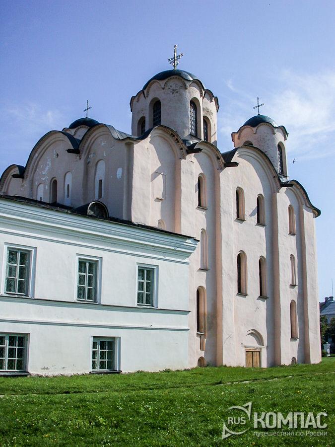 Никольский собор на Ярославовом Дворище