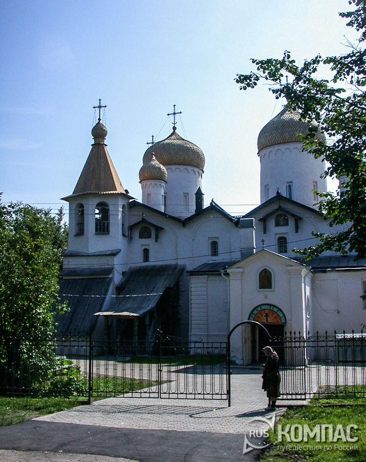 Церкви апостола Филиппа и Николая Чудотворца на Нутной улице