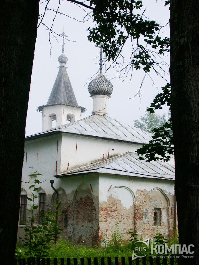 Церковь Михаила Малеина