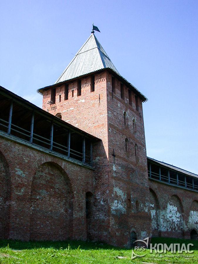 Башня Княжая