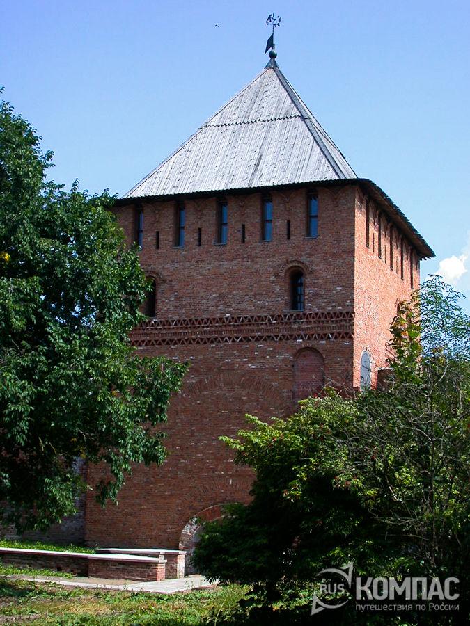 Башня Владимирская