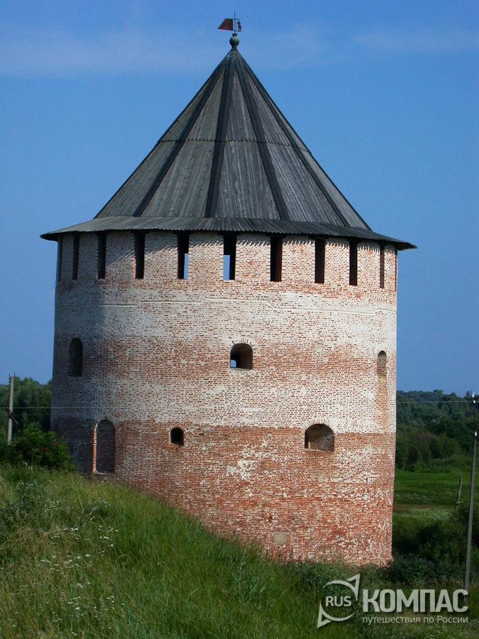 Алексеевская (Белая) башня