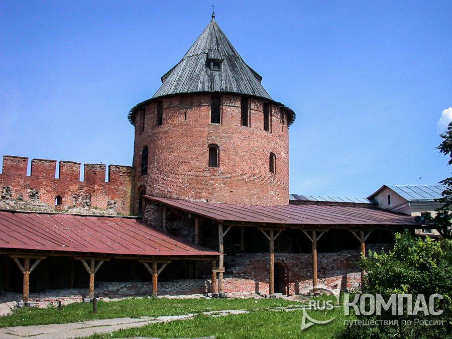Федоровская башня