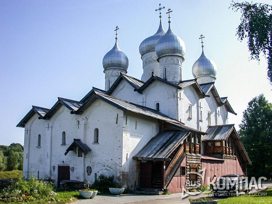 Церковь Бориса и Глеба в Плотниках
