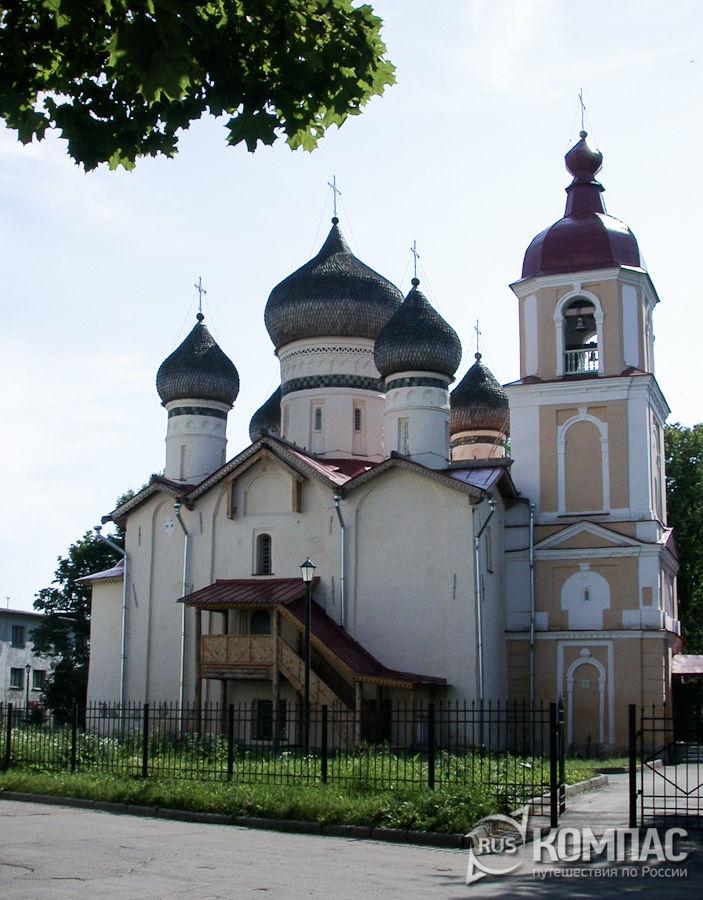 Церковь Фёдора Стратилата на Щиркове улице
