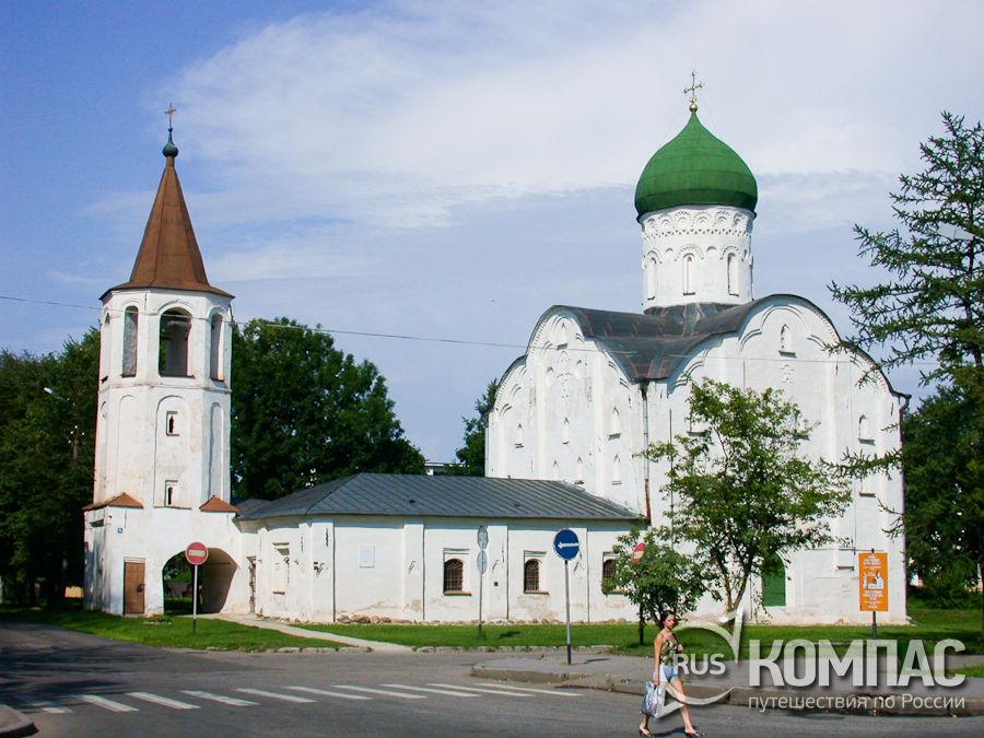 Церковь Федора Стратилата на Ручье