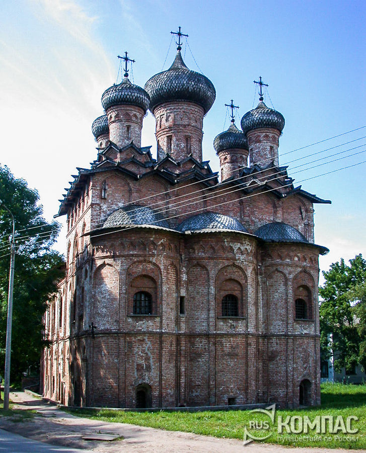 Церковь Троицы Духова монастыря