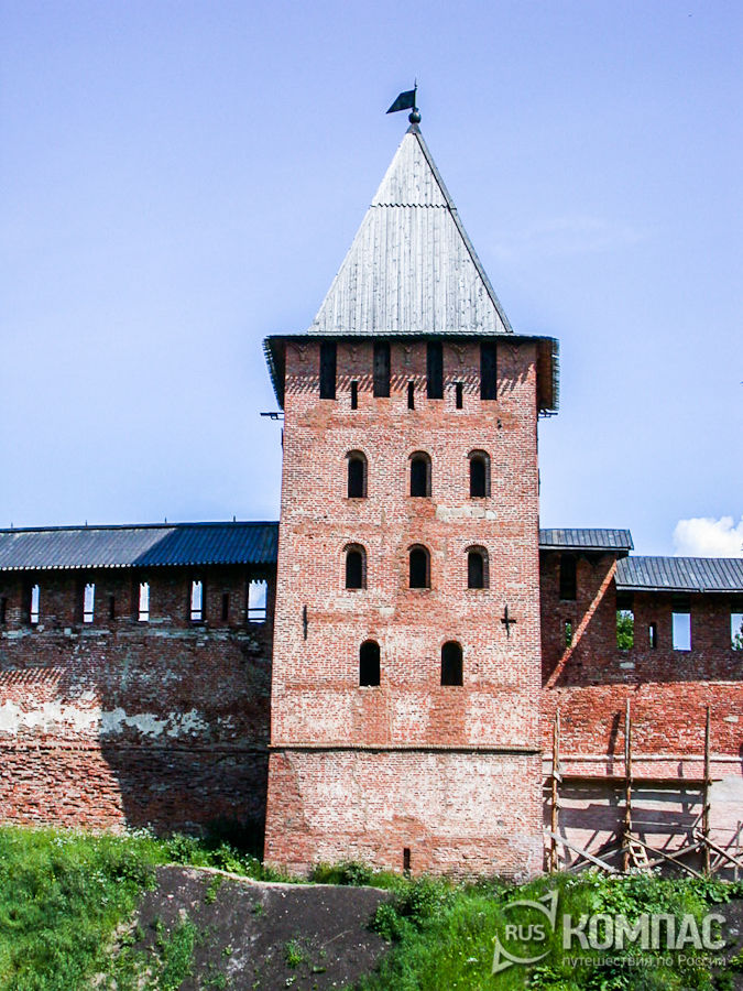 Княжая башня
