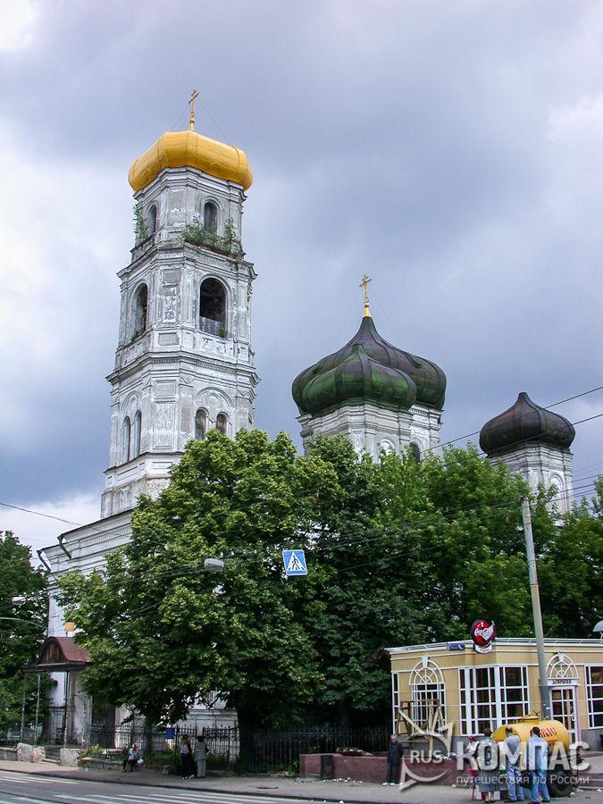 Храм Вознесения на Ильинке