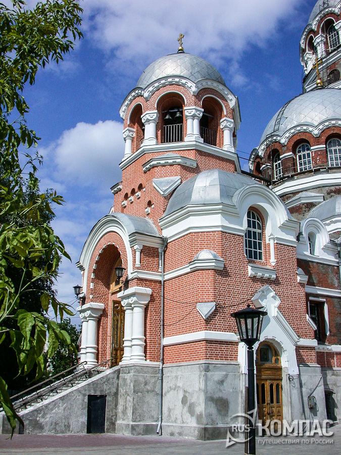 Звонница Преображенского собора в Сормове