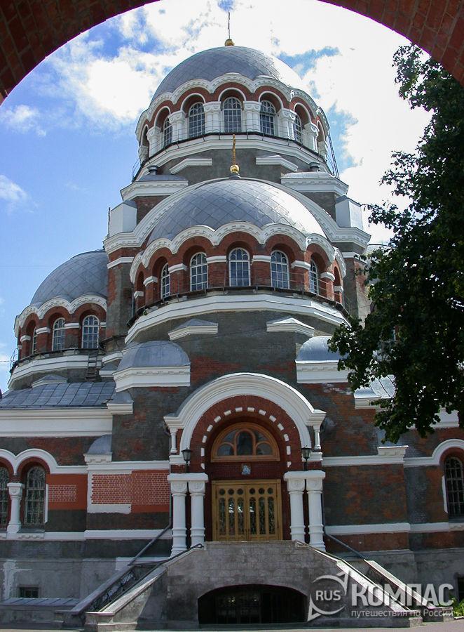 Преображенский собор в Сормове