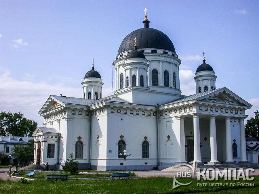 Спасский Старо-Ярмарочный Собор