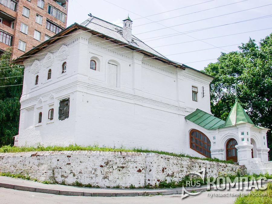 Дом Петра I (дом Чатыгина)