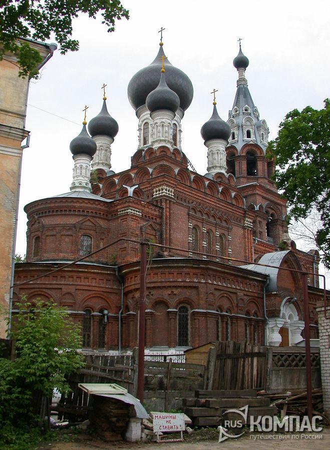 Спасская церковь (Спаса на Полтавке)