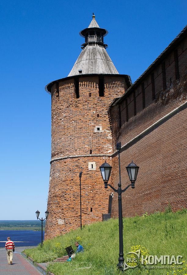 Башня Тайницкая (Мироносицкая)