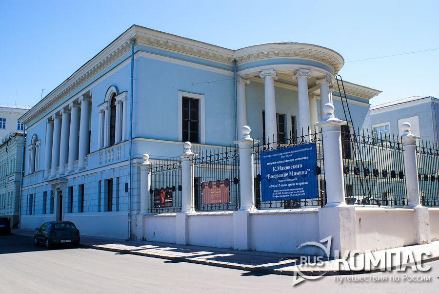 Дом купца Д.В.Сироткина
