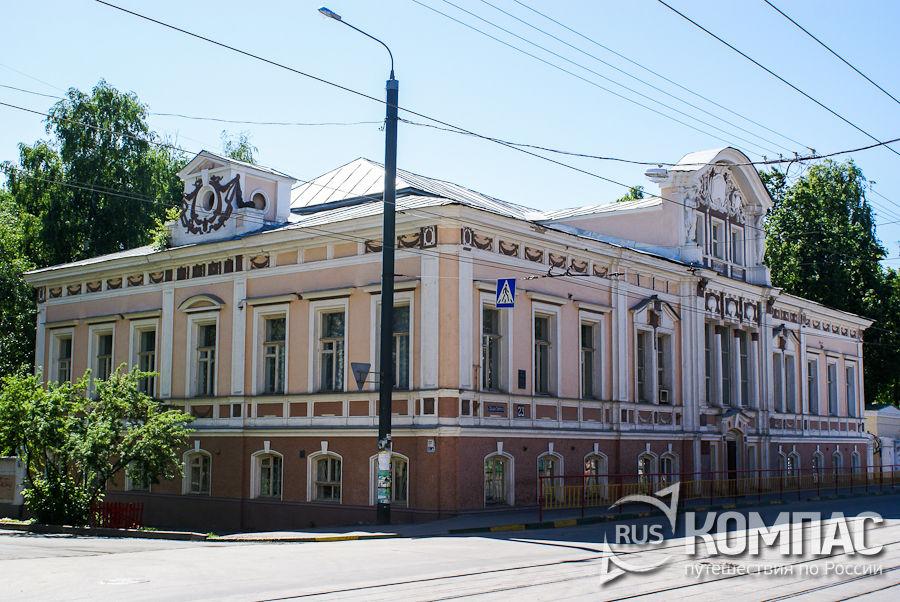 Дом М.А. Зайцева